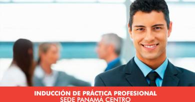 Inducción práctica profesional – Sede Panamá Centro