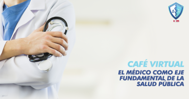 Café Virtual – El médico como eje fundamental de la salud pública